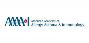 American Academy of Allergy Asthma & Immunology logo