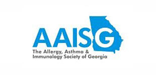 The Allergy, Asthma & Immunology Society of Georgia logo